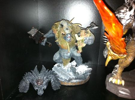 Nåt monster från nåt spel
