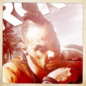Psykopaten Vaas i Far Cry 3
