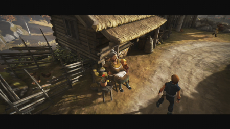 Brothers_ A tale of Two Sons - Brothers_ A tale of Two Sons Klipp 2