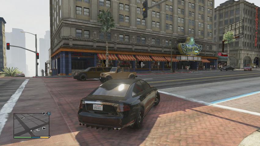 Grand Theft Auto kön videor stora svarta sexiga filmer